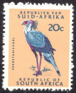South Africa, Scott #340, Unused, Hinged