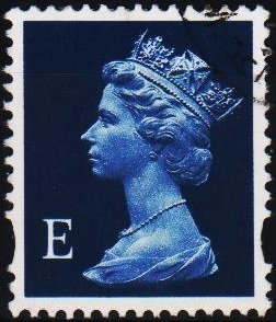 Great Britain. Date? 'E' Fine Used