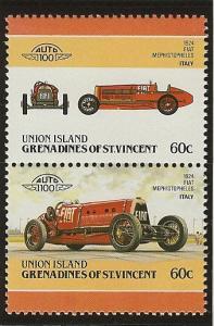 St. Vincent Grenadines  Union Island MNH S.C.#  150