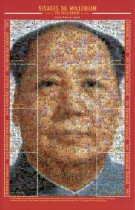 Togo 2000 MNH Chairman Mao Millenium 8v M/S World Leaders Famous People Stamps