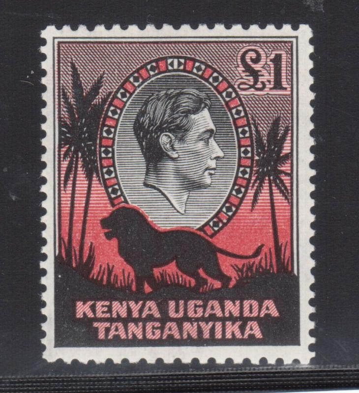 Kenya Uganda Tanganyika #85a (SG #150) Very Fine Mint Lightly Hinged