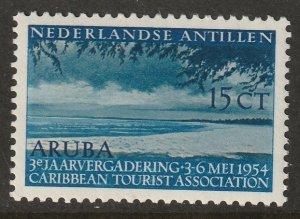 Netherlands Antilles 1954 Sc 231 MNH**