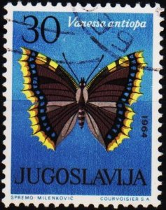 Yugoslavia. 1964 30d S.G.1111 Fine Used