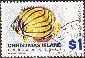 Christmas Island #33 Used