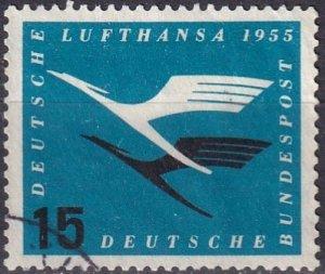 Germany #C63 F-VF Used CV $5.00 (S10468)