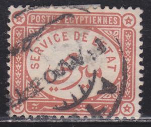 Egypt O1 Official 1893