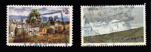 CANADA STAMP 1972 City Pictures $2 USED STAMPS LOT