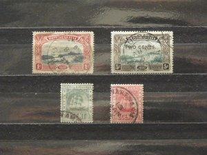 5630   Br Guiana   Used # 152, 157, 160, 172            CV$ 8.20