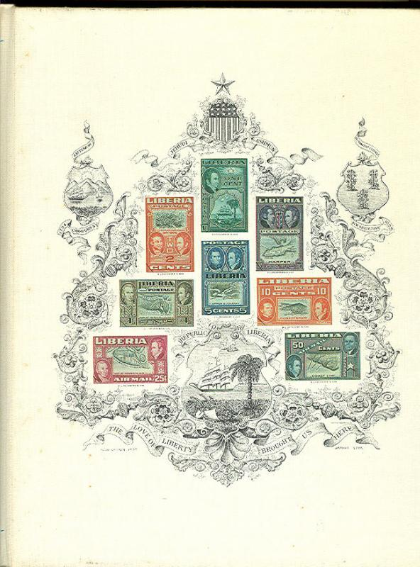 A CENTURY OF LIBERIAN PHILATELY by Rogers LIMITED EDITION