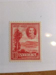 Antigua  # 68  MH