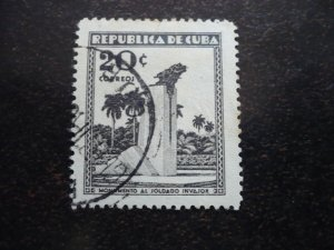 Stamps - Cuba - Scott# 316 - Used Single Stamp