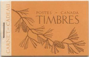 Canada - 1947 French Gift Booklet Complete #BK39a
