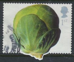 Great Britain SG 2356 SC# 2116 Brussel Sprouts Used  see scan