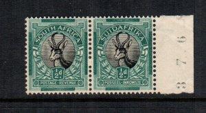 South Africa 33  MNH cat $ 10.00