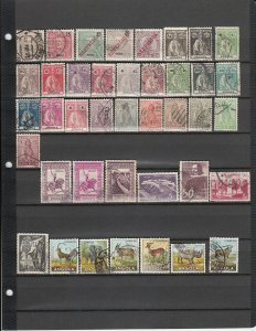 ANGOLA 146 DIFFERENT USED 43/RA29 SEE DESCRIPTION AREA FOR LIST 2019 SCV $57.15