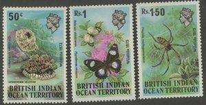 British Indian Ocean Territory 54-6 * mint LH-HR nature (2107 275)