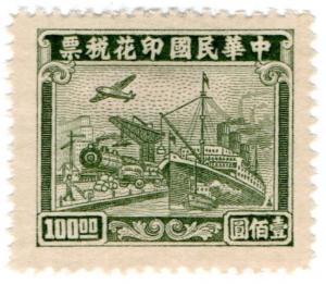 (I.B) China Revenue : Customs Duty $100