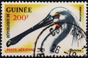 Guinea. 1962 200f. S.G.362 Fine Used