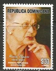 Dominican Republic 1537 MNH JB