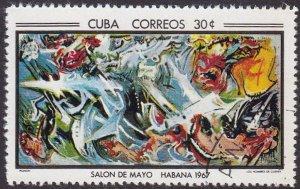 Cuba 1967 SG1525 Used