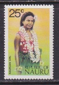 Nauru (1973) #101 MNH