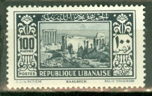 CP: Lebanon 134 mint CV $65