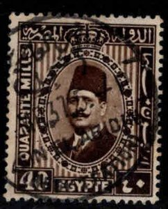 Egypt Scott 144 Used stamp