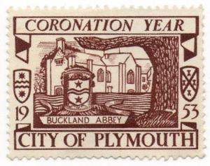 (I.B) Cinderella Collection : Plymouth Coronation Year (Buckland Abbey)