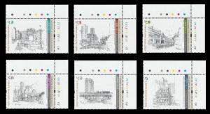 Hong Kong Museums Collections Drawings KONG Kai-ming set selvage UR MNH 2016