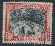 Jamaica SG 32 Used  SC# 32   see details