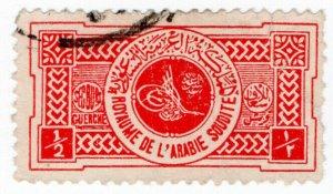 (I.B) Saudi Arabia Revenue : War Tax ½pi