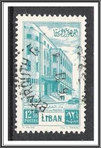 Lebanon #272 Postal Building Used