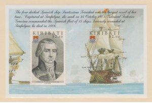 Kiribati Scott #866 Stamp - Mint NH Souvenir Sheet