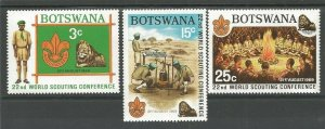 1969 Botswana World Boy Scout Conference