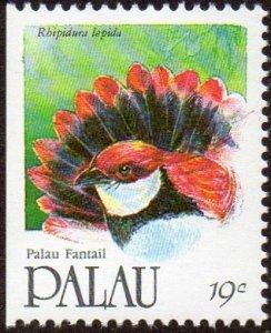 Palau 269 - Mint-NH - 19c Palau Fantail (1991) (cv $0.60)