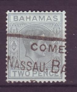 J12211 JL stamps 1938-46 bahamas part of set used #103 king