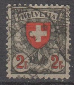 Switzerland #203 F-VF Used CV $6.75 (B11367)
