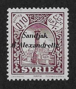 ALEXANDRETTA SC# 1 FVF/MOG 1938