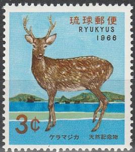 Ryuku Is #141 MNH F-VF (V236)