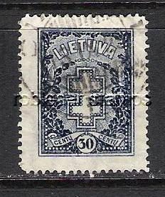 LITHUANIA 239 VFU R236