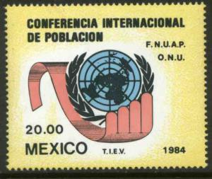 MEXICO 1359 U. N. International Conference on Population MNH