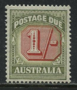 Australia 1947 Postage Due 1/ unmounted mint NH