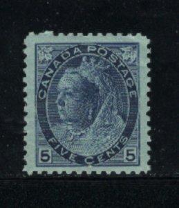 Canada 79   Mint VF 1899   PD