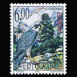 YUGOSLAVIA 1999 - Scott# 2442 Europa-Falcon 6d NH
