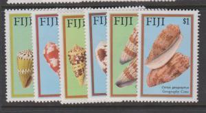 Fiji Sc#564-569 MLH
