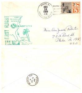 United States, First Flight, New Jersey, Jamaica