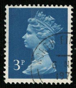 Queen, Great Britain (T-4833)