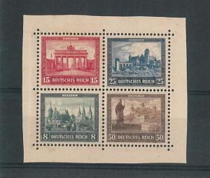 56145 - GERMANY -  POSTAL HISTORY: MICHEL 446 / 449 block of 4 MINT NEVER HINGED