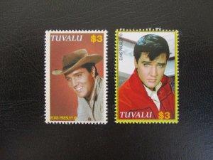 Tuvalu # Mint Never Hinged (M7N4) - Stamp Lives Matter! 2
