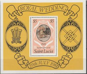 St Lucia #546 MNH F-VF   (V2583)